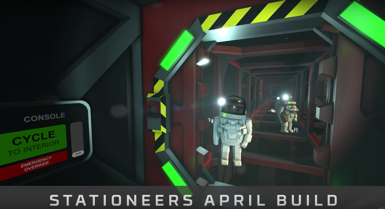 New mechanics delay Early Access release of Stationeers