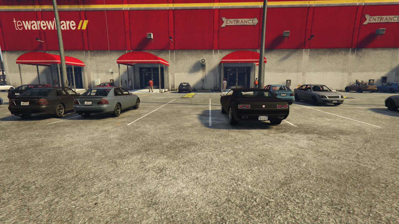 Check out the latest screens from the GTA V 'Grand Theft New Zealand' mod