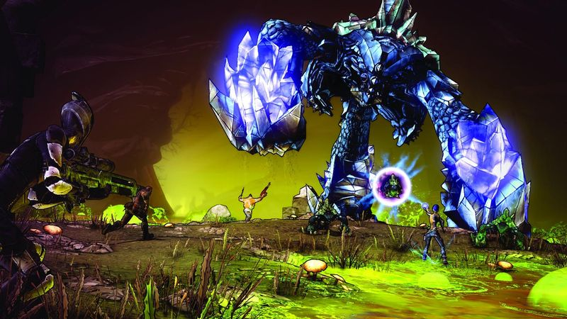 Gearbox's Randy Pitchford on Borderlands 2