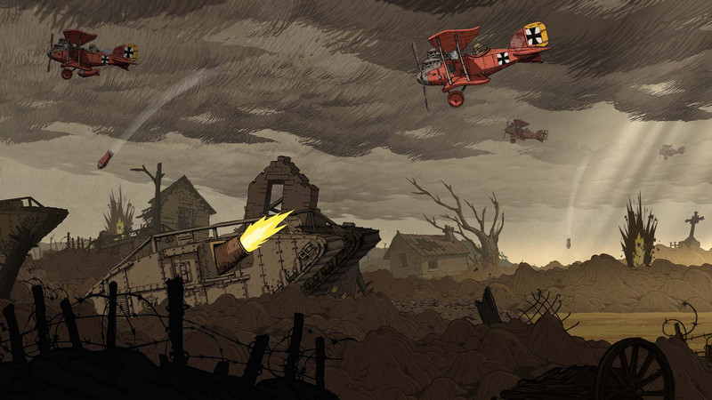 Valiant Hearts: The Great War gets a new trailer, screens, and release date