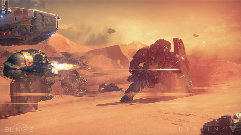 E3: Destiny screenshots