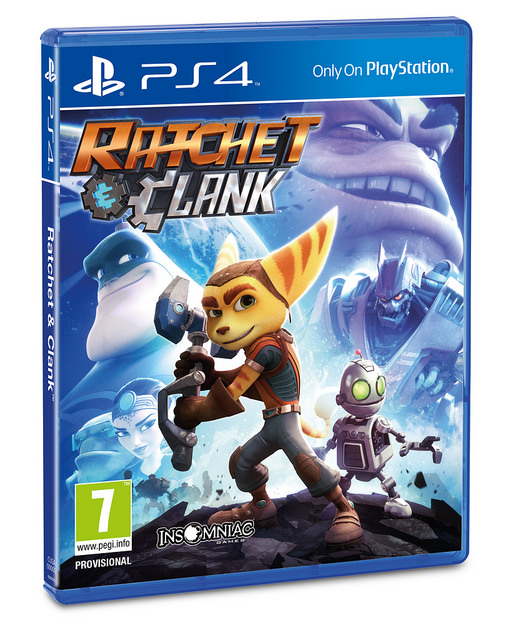 The Ratchet & Clank PS4 remake now has a release date