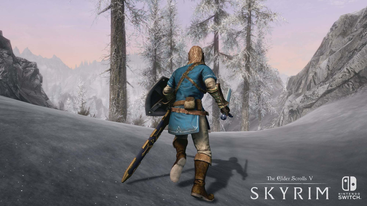 Skyrim on Switch review