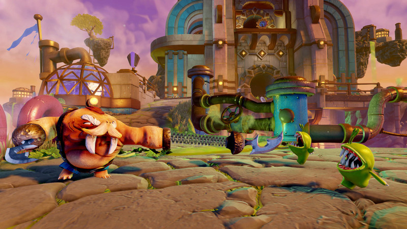 Skylanders: Trap Team review