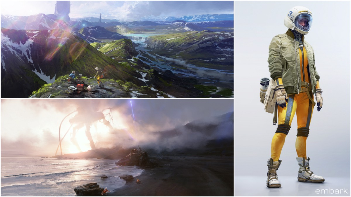 Ex-EA Chief Design Officer shows off new game