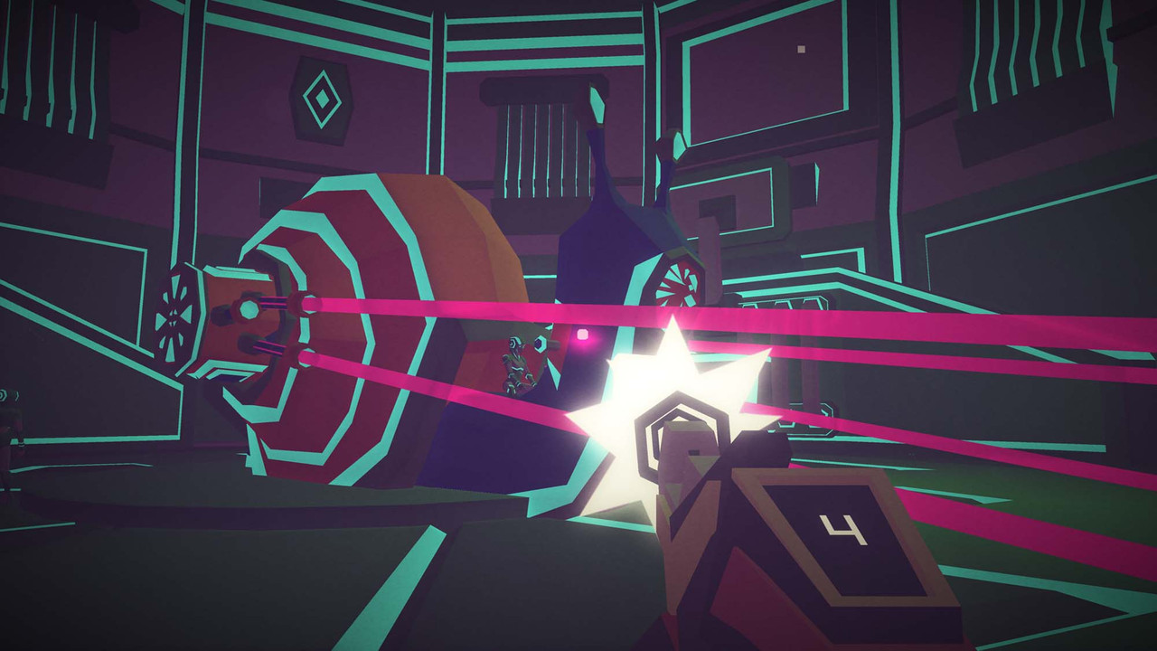 Low-poly space exploration FPS Morphite blasts off from Sydney launch pad