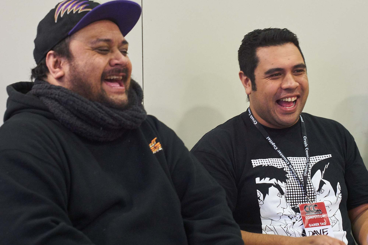 In photos: Wellington's Crush Counter Capital FGC