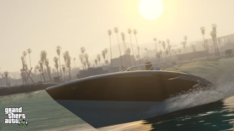 36 new GTA V screens