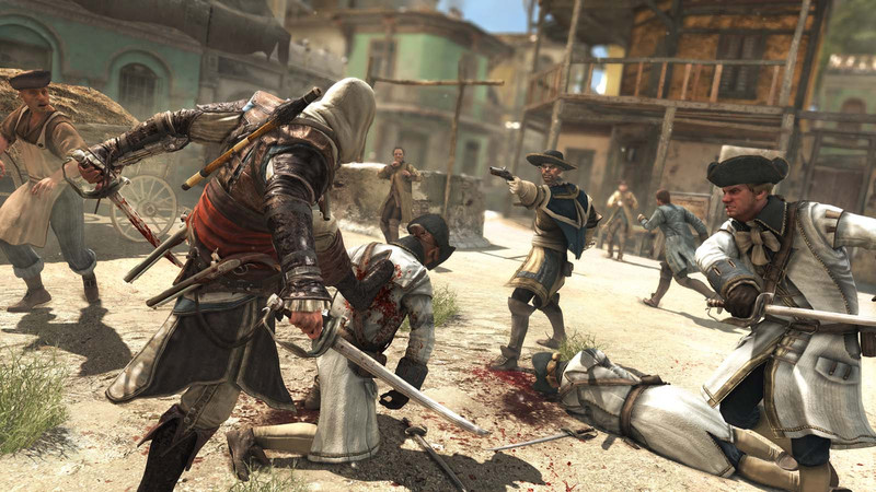 Assassin's Creed IV: Black Flag review