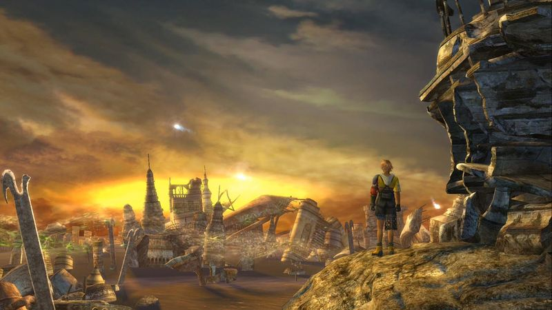 Final Fantasy X and X-2 getting the HD treatment