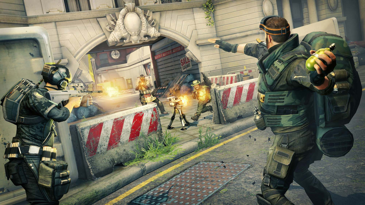 Dirty Bomb hands-on