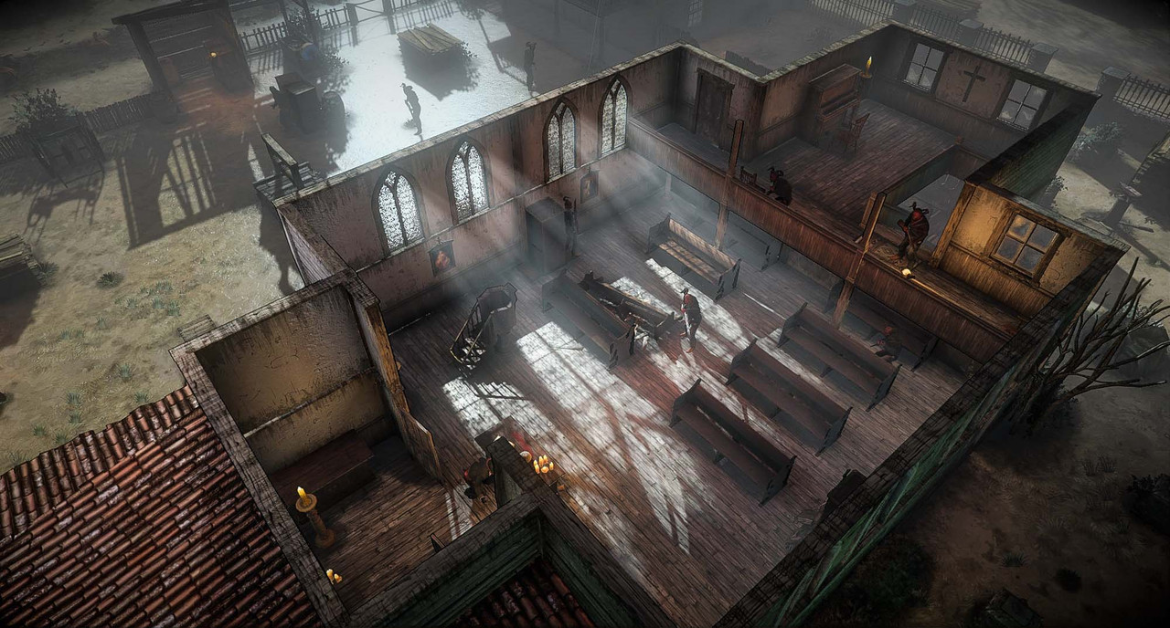 Hard West studio CreativeForge on the Polish game scene, Europe's westerns
