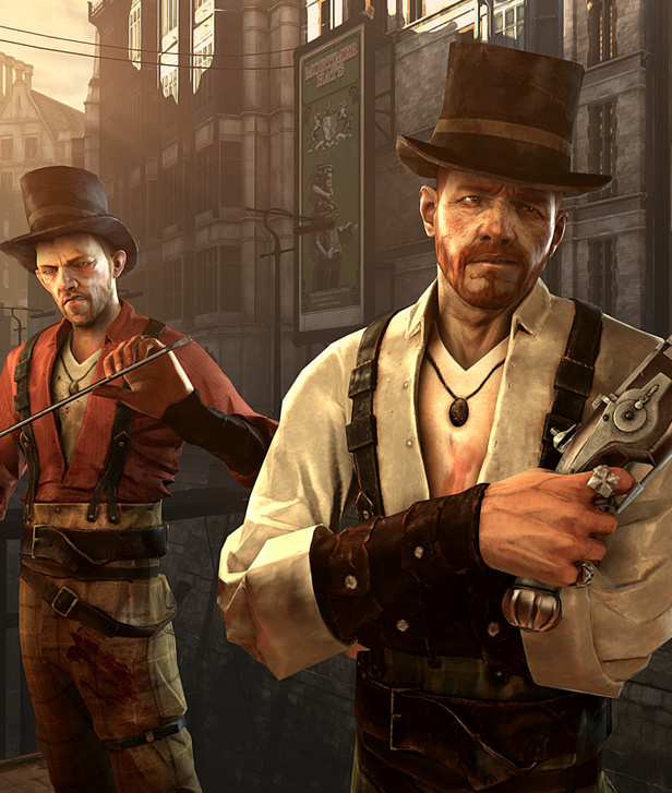 Dishonored: The Brigmore Witches review