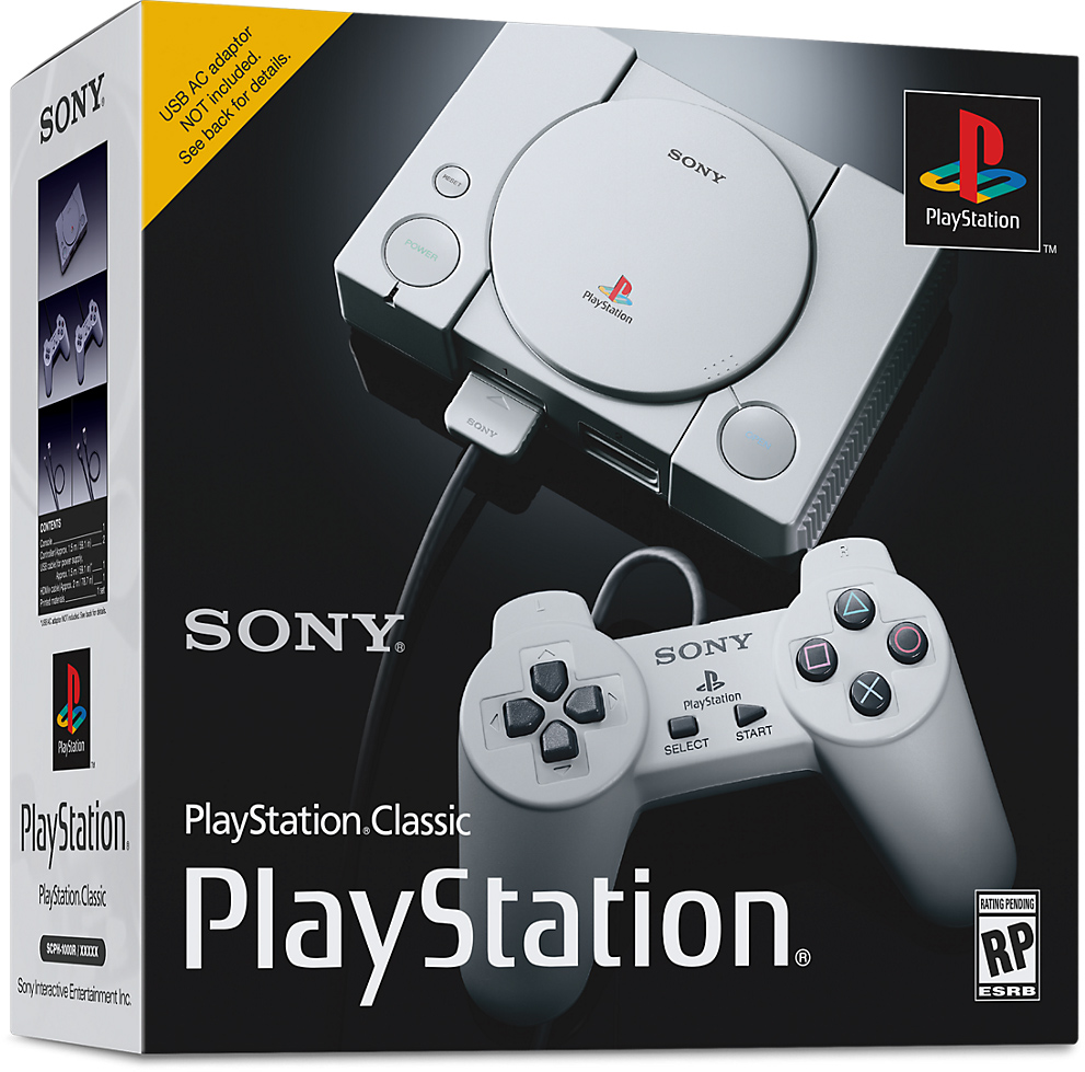 0b4b6dbf4fa5 PlayStation Classic console hands-on preview - Image at Gameplanet ...