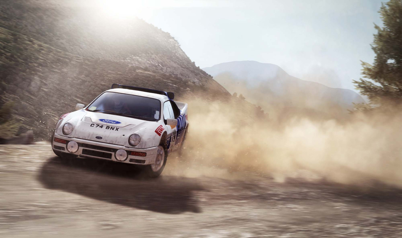 Dirt Rally triumphantly returns to its off-road racing sim roots