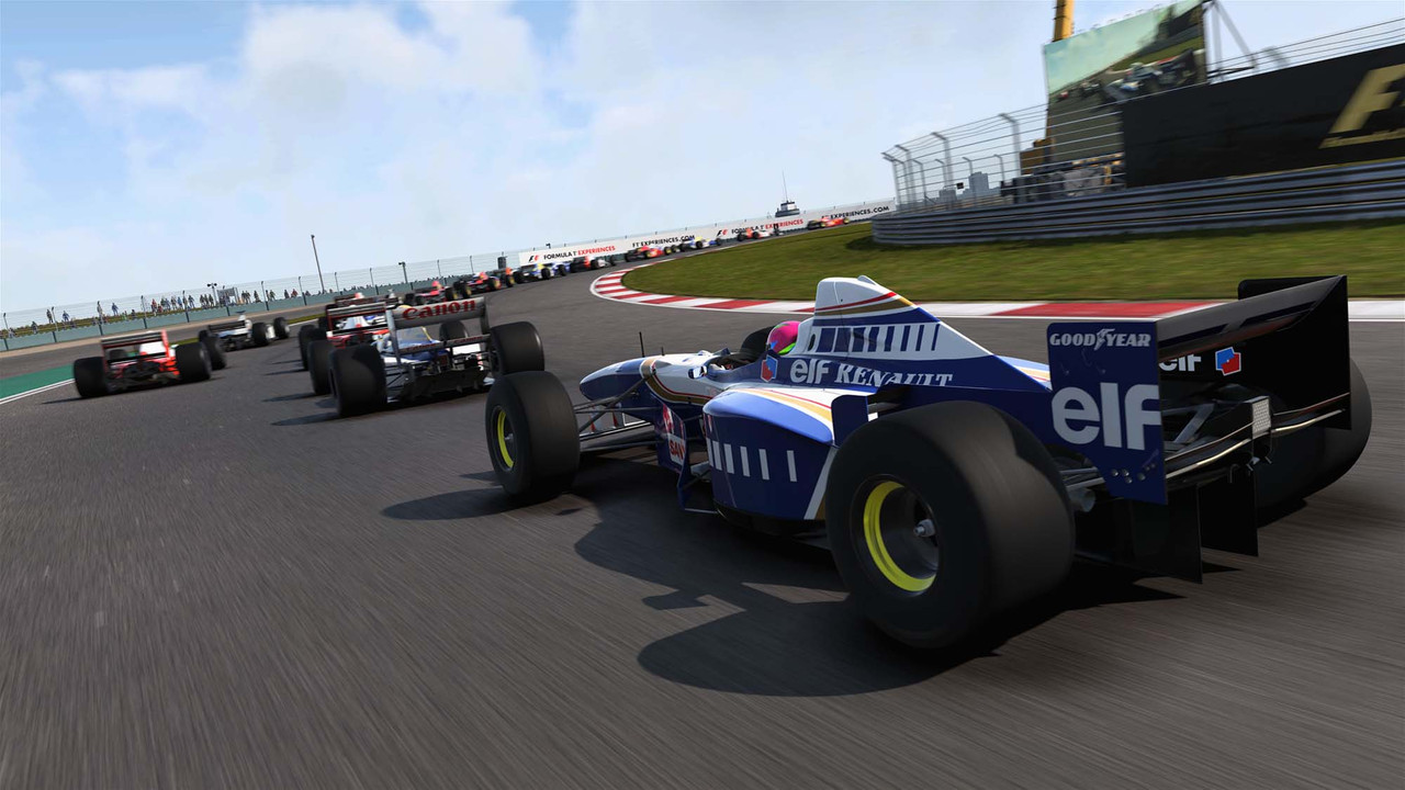 F1 2017 review