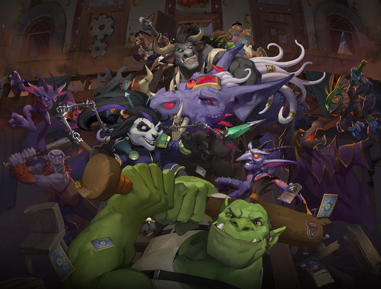 A stroll down Hearthstone's Mean Streets