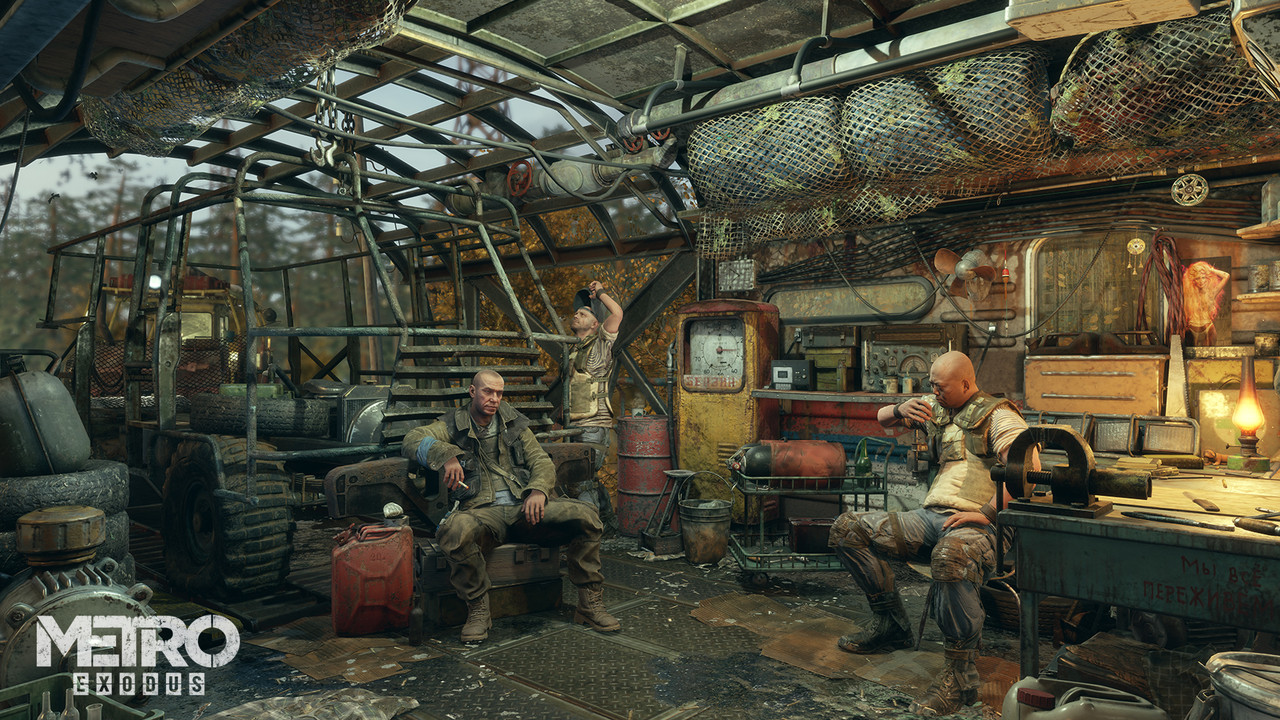 Metro Exodus Review