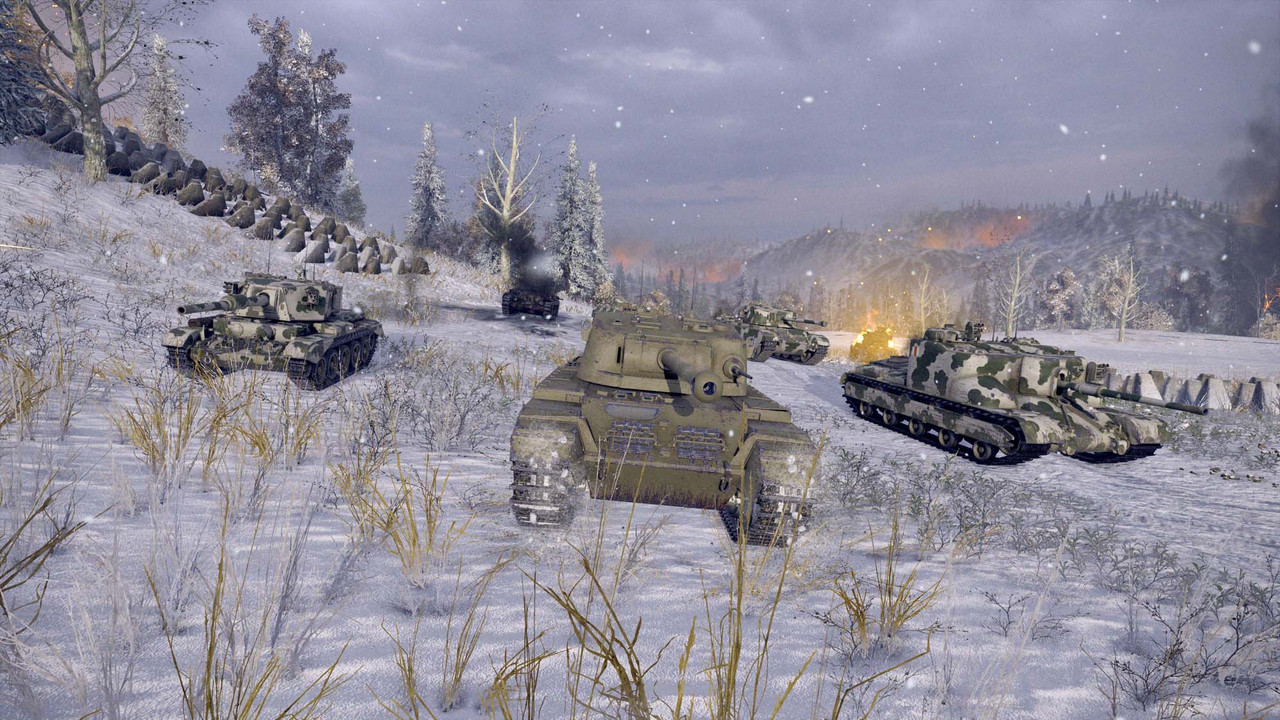 War Stories is a campaign mode for World of Tanks