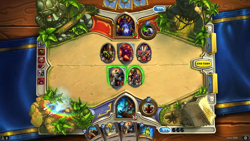 Hearthstone: Heroes of Warcraft hands-on