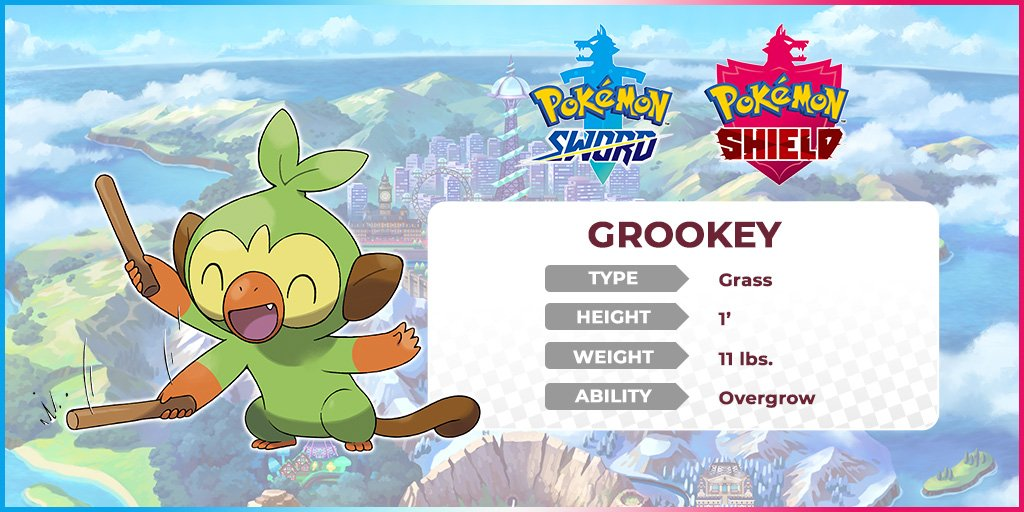 Everything from today's Pokemon Direct