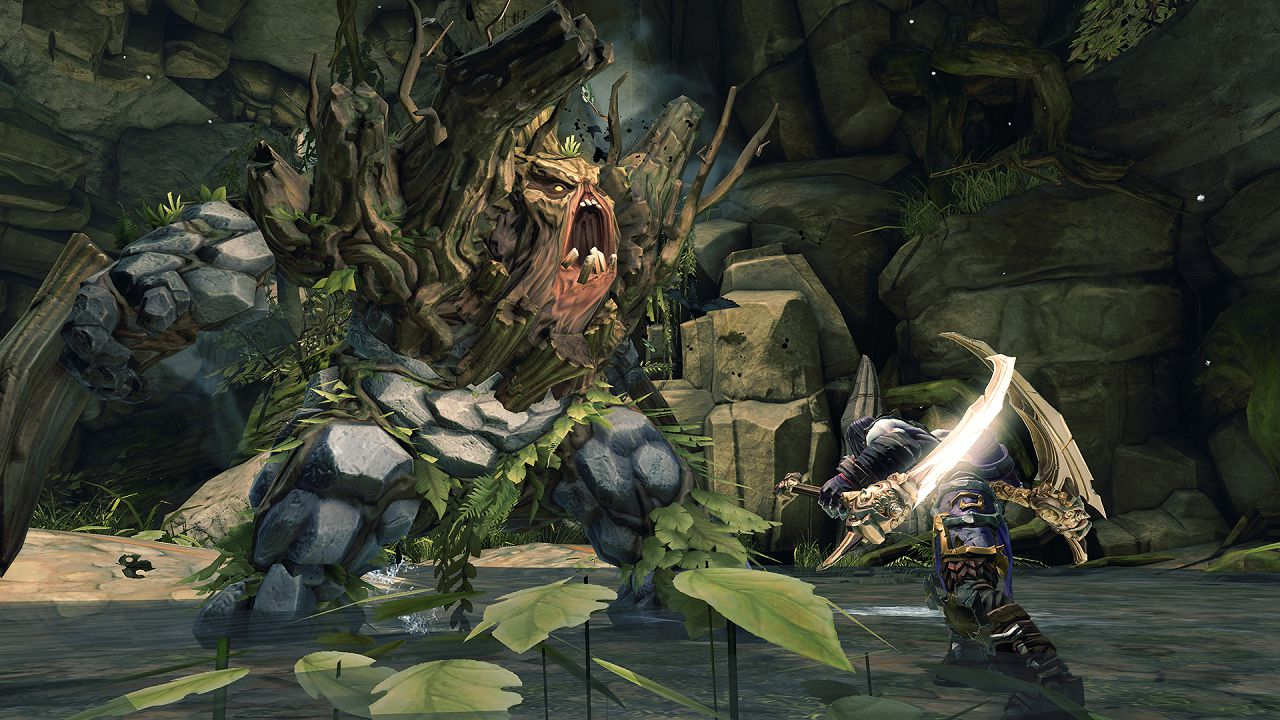 Darksiders II Deathinitive Edition Nintendo Switch Review