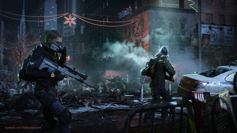 Ubisoft releases another screenshot from The Division