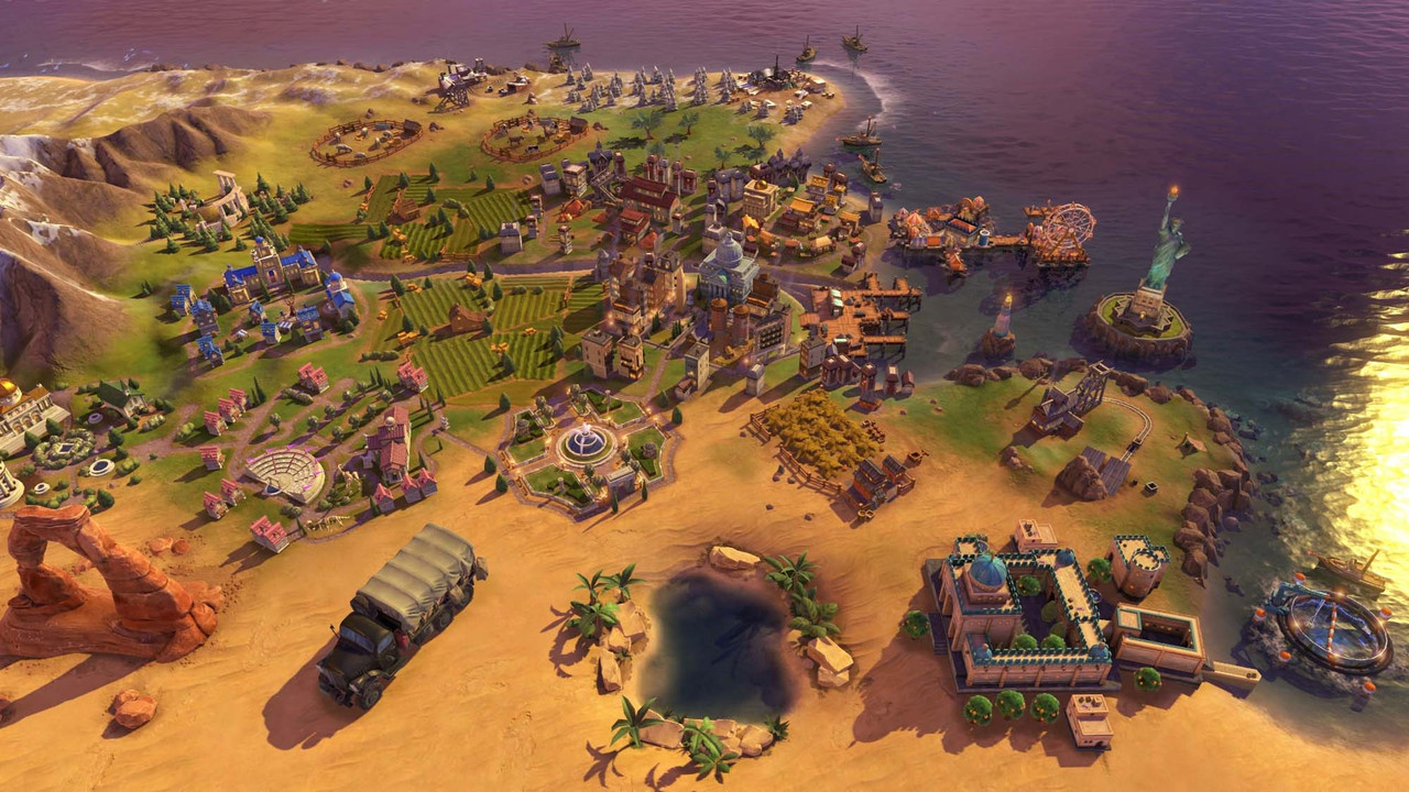 Huge new Civilization VI expansion announced