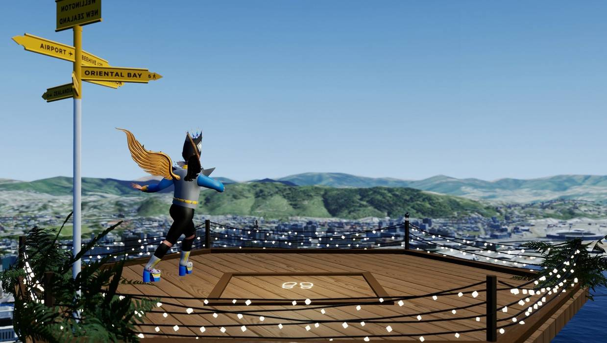 WellTown turns Wellington into a massive VR experience