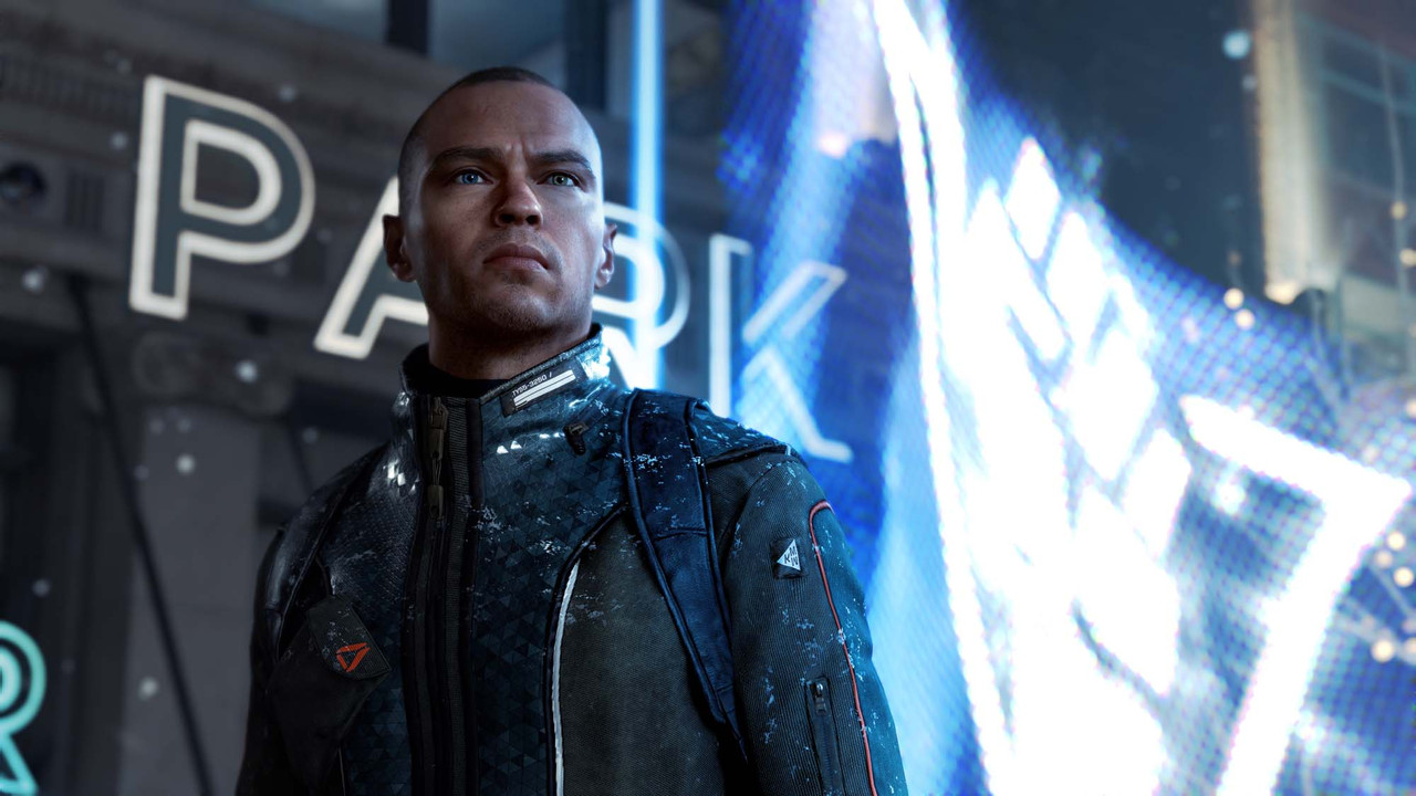 Detroit: Become Human becomes buyable on May 25