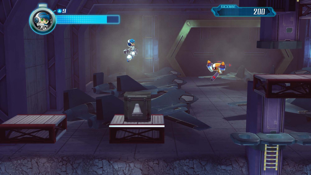Mega Man successor Mighty No. 9 has a release date