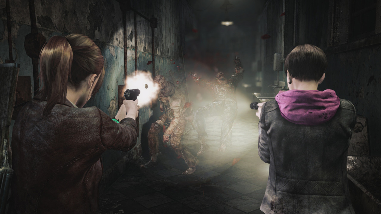 Resident Evil: Revelations 2 - Episodes 1 & 2 review