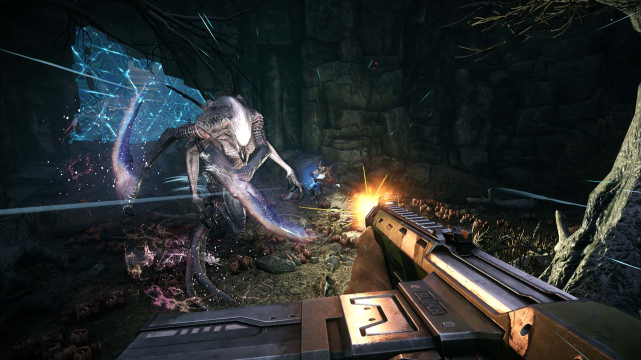 Evolve's Arena Mode is a cage match extravaganza