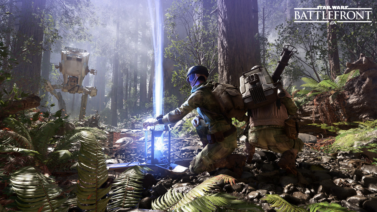 Star Wars: Battlefront preview