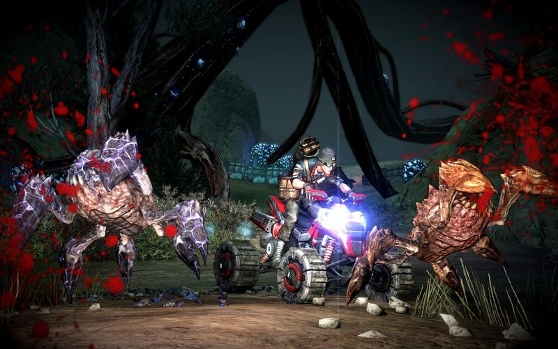Defiance hands-on