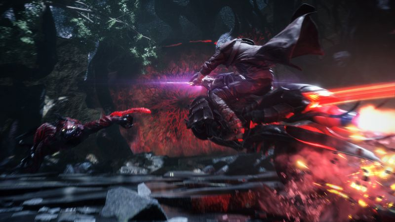 Devil May Cry 5 TGS trailer is utterly bonkers