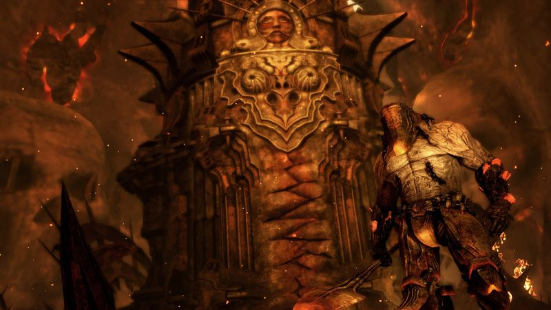 Castlevania: Lords of Shadow PC screenshots