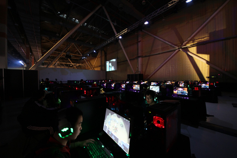Battle.net World Championship 2012 Shanghai - Day Two