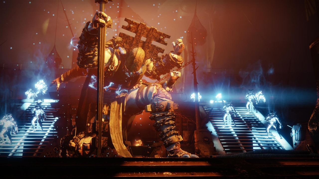 Destiny 2's first expansion, Forsaken, announced