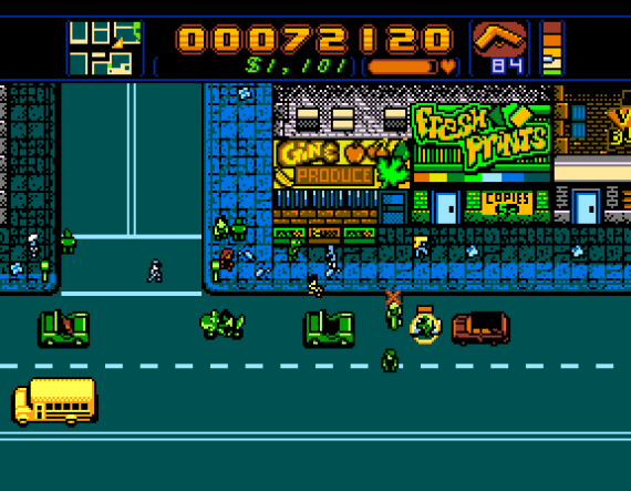 Retro City Rampage coming to XBLA, PSN, WiiWare soon