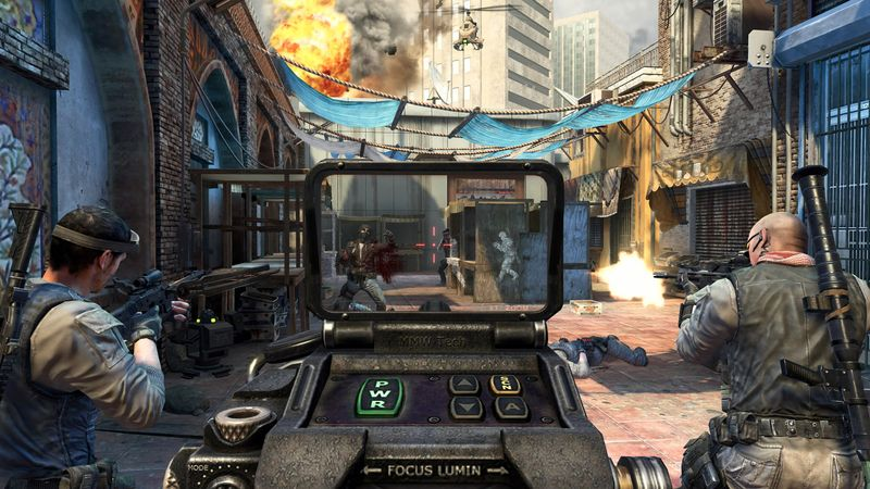 Call of Duty: Black Ops 2 screenshots
