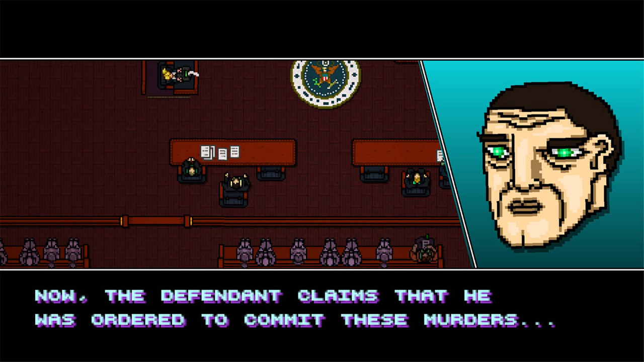 Hotline Miami 2 will finally be out next month