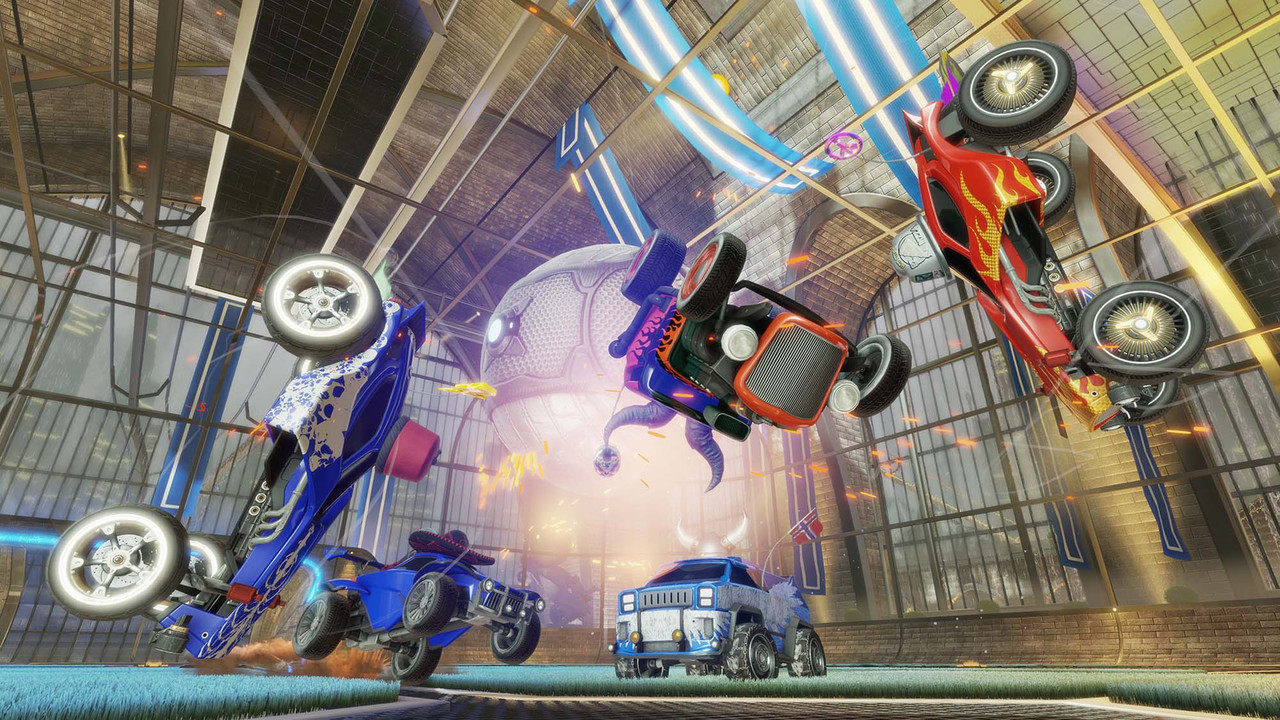 Rocket League is the terrific follow-up to a little-known gem