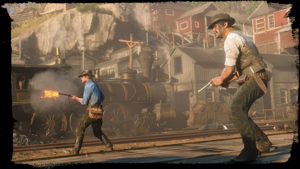 Rockstar reveals more Red Dead Redemption 2 locales and info