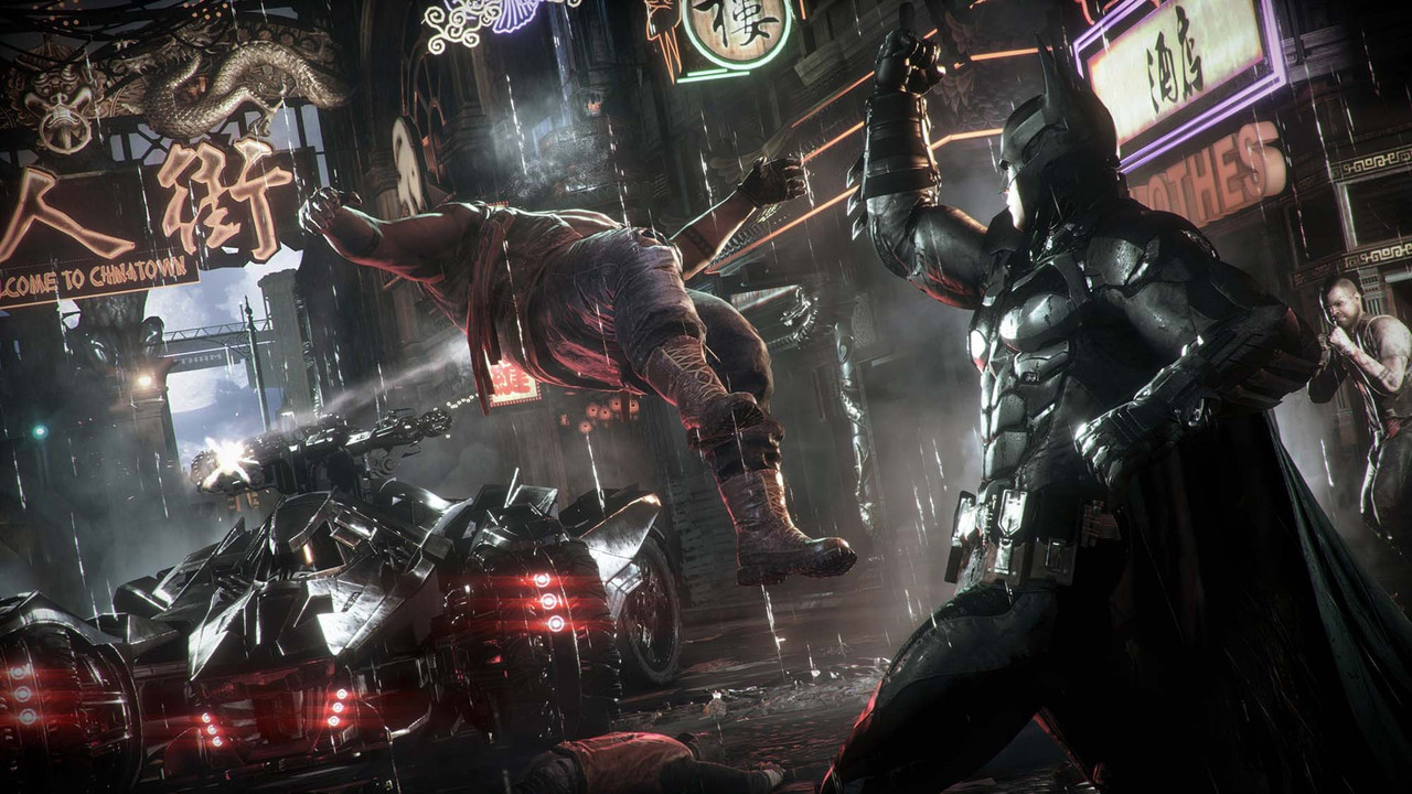Batman: Arkham Knight closes the series in style