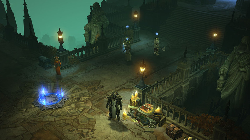 Diablo III's first expansion is Reaper of Souls