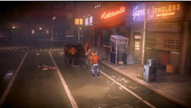 Footage of cancelled Streets of Rage prototype surfaces