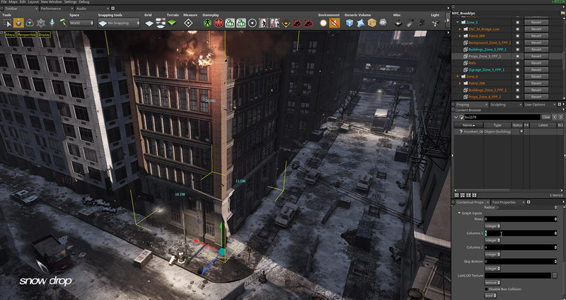 Ubisoft showcases the tech driving The Division at GDC