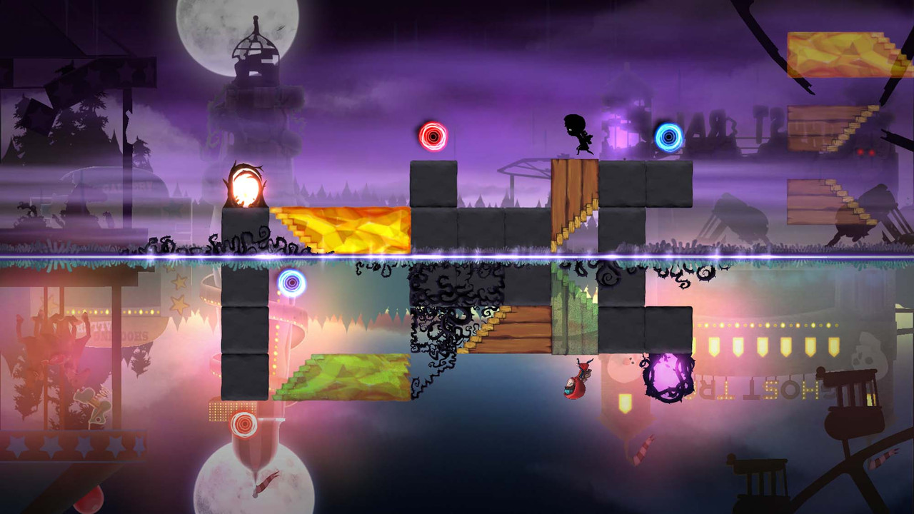 Samsara is a clever-looking reflective puzzler from Auckland's Marker