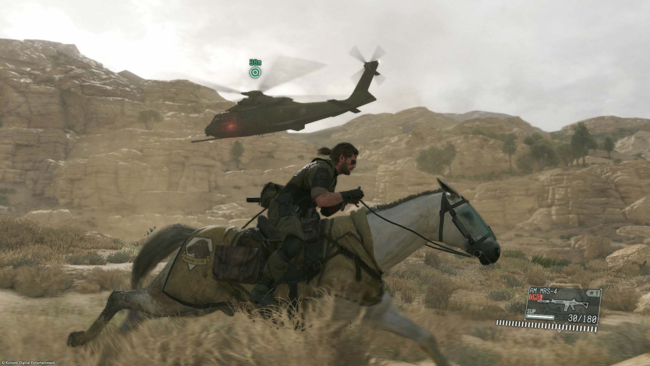 How's MGSV on PC?